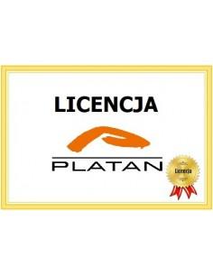 Licencją na 1 dodatkowe konto Platan Fax Server