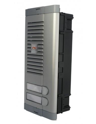 Bramofon DB07: 2 przycisk