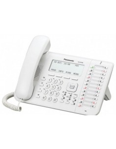telefon systemowy Panasonic KX-DT546 biały