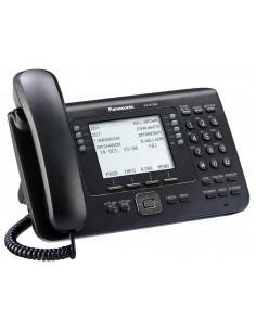 KX-NT560X-B, telefon systemowy - czarny