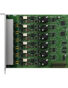 PBX LIBRA Karta 2 wyposażeń linii miejskich analogowych