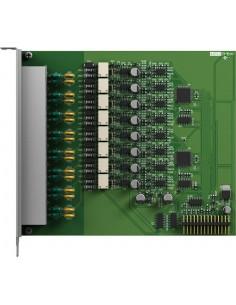 BX LIBRA Karta 4 wyposażeń wewnętrznych analogowych