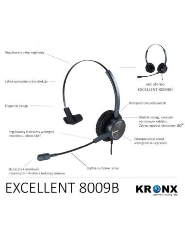 EXCELLENT 8009B KRONX